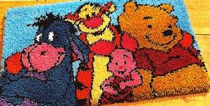 Eyeore, Winnie de Pooh en vrienden