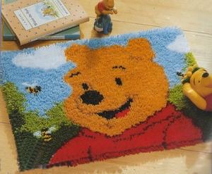 Winnie de Pooh met bijtjes