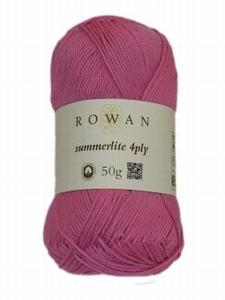 Summerlite 4 ply Rowan