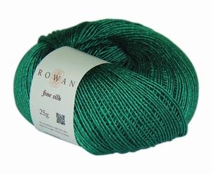 Fine Silk Rowan