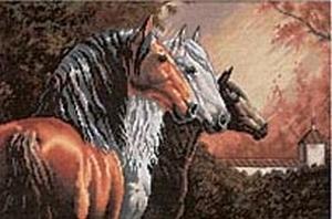 Drie Paarden