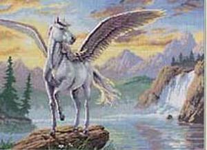 Betoverend paard ( Pegasus)
